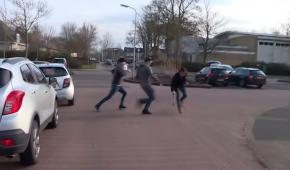 Фото - скріншот з відео Omroep PowNed