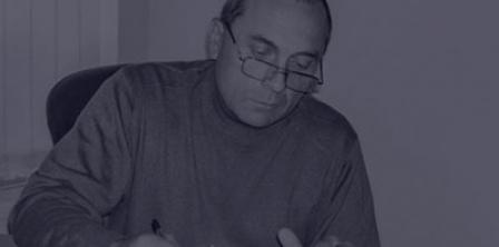 Василь Сергієнко. Фото: скріншот із сайту конкурсу