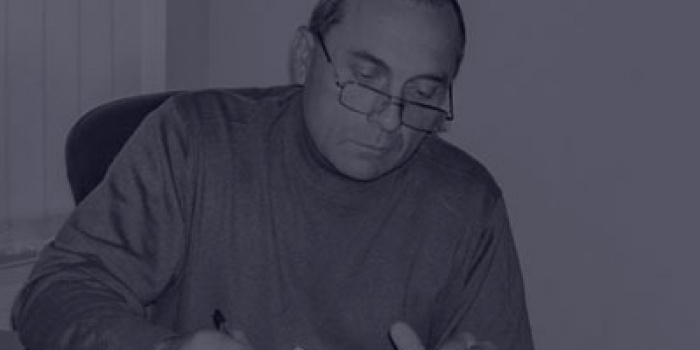 Василь Сергієнко. Фото – скріншот із сайту конкурсу