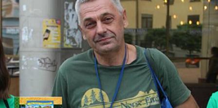 Photo credit: Vadym Komarov's FAcebook page