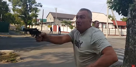 Фото – скриншот з відео Андрія Пилиповича