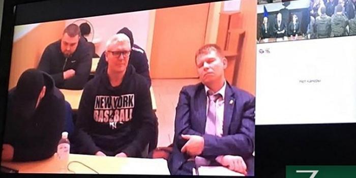 На фото – обвинувачені у вбивстві Василя Сергієнка, фото – zmi.ck.ua
