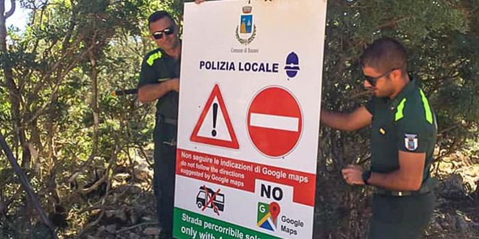 Фото – Comune di Baunei / Vigili del Fuoco