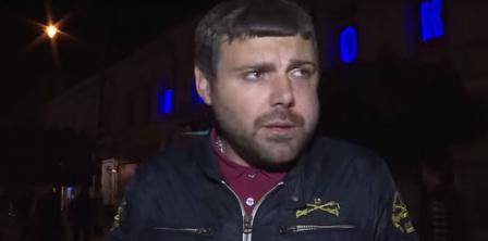 На фото – Микола Уваров, фото – скриншот з відео Крим 24