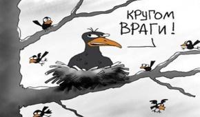 Карикатура – Сергій Йолкін