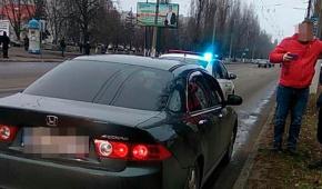Фото - патрульна поліція Кременчука