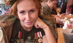 Yuliya Kuzmenko's Facebook