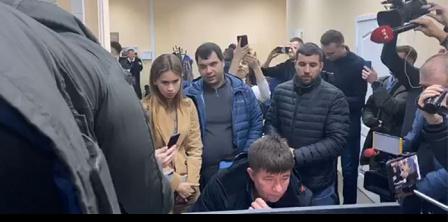 Фото – скриншот з відео Володимира Тимофійчука