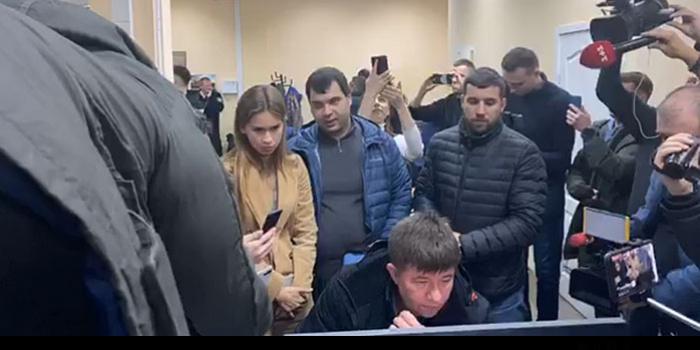 Photo credit: Screenshot fromthe video of V> Tymofiychuk