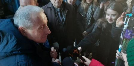 Фото – Володимир Притула / Радіо Свобода