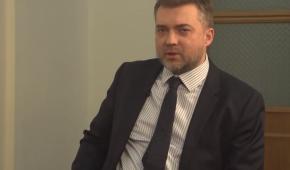 Фото – скриншот з відеоінтерв'ю Сергія Іванова