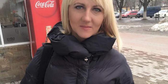 Photo credit: Olena Adamenko's Facebook