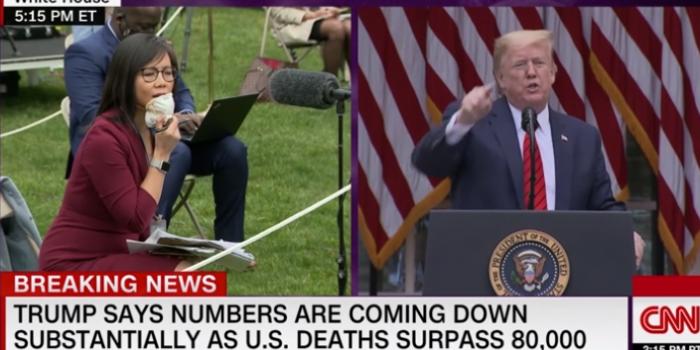 Фото – скриншот з відео CNN