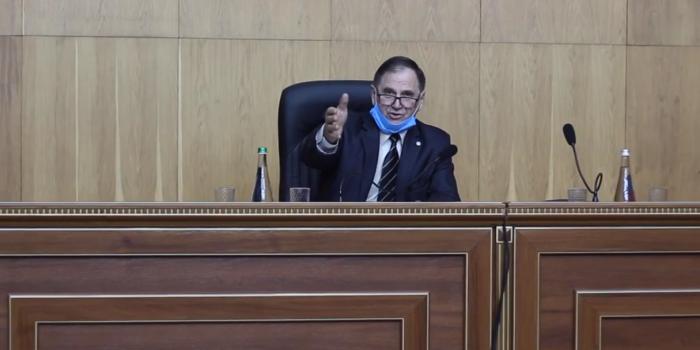 Фото – скриншот з відео Артема Єгорова