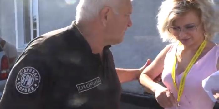 Фото - скриншот з відео Думська