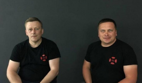 Євген Васильєв та Костянтин Рєуцький, фото – Громадське