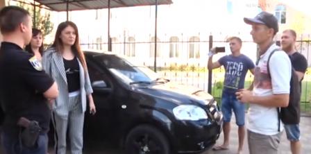 Photo credit: Screenshot from the video taken by Novyy Chernihiv TV