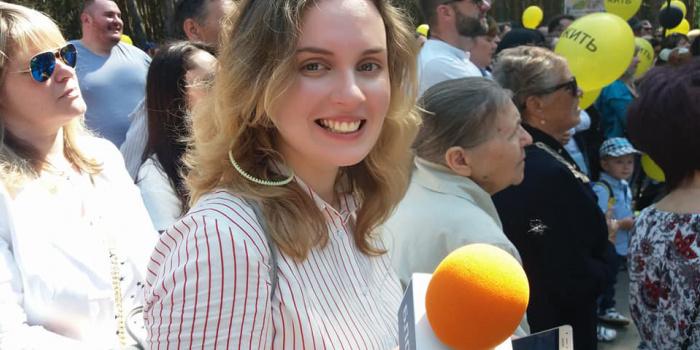Катерина Андрєєва, фото – naviny.media
