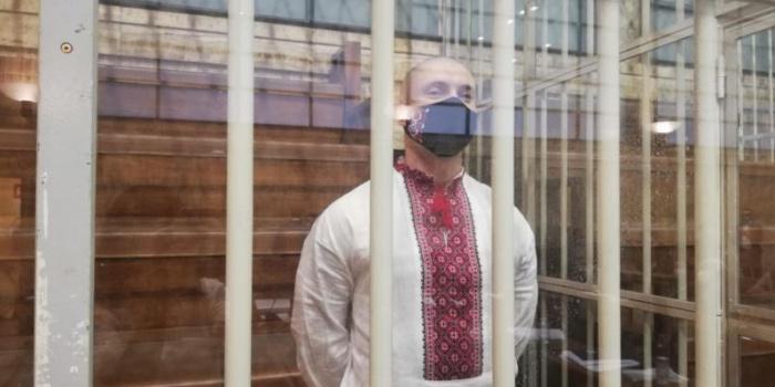 Віталій Марків у суді в Мілані, Італія, 1 жовтня 2020 року, фото – radiosvoboda.org