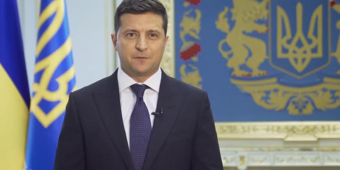 Фото – скриншот з відео із сайту president.gov.ua