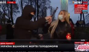 Фото – скриншот з відео NewsOne