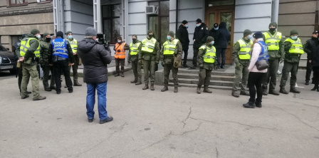 "Фото - Руслани Ашурової, журналістки ""Форпост"""
