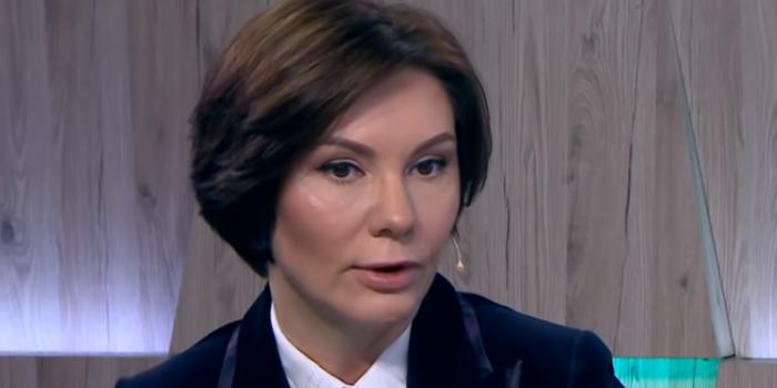 """Фото – скріншот з відео телеканалу """"Наш"""""""