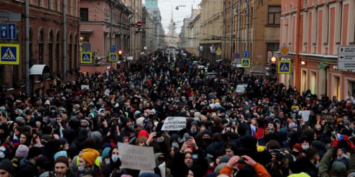 Фото – Антон Ваганов / Reuters / Scanpix / LETA