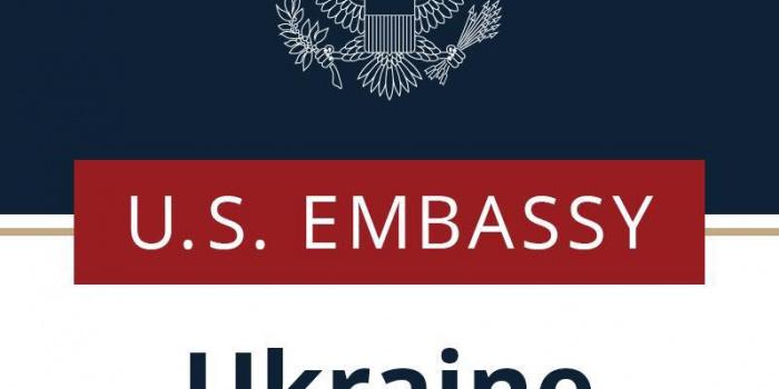 Facebook of the US Embassy in Ukraine