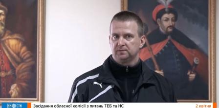 Ігор Савицький, фото - скріншот з трансляції НикВести