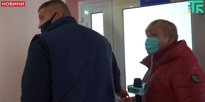 Фото – скріншот з відео Трибуна-Бровари