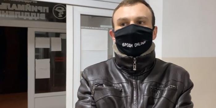 Фото – скріншот відео з фейсбуку Ольги Кравчук
