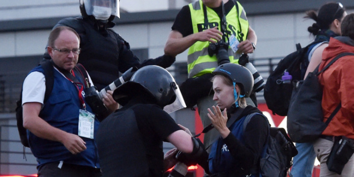 AFP/Sergei Gapon