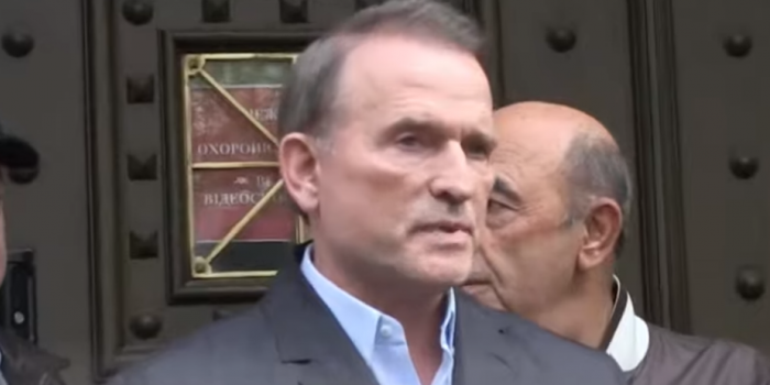 Screenshot from the Hromadske's video