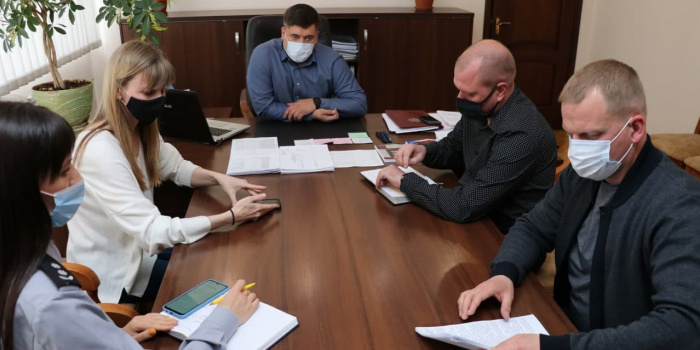 Photo credit: Press service of the national police in Zaporizhzhya region