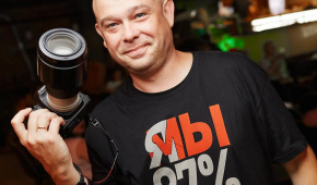 dmytry Dmytriyev's Facebook
