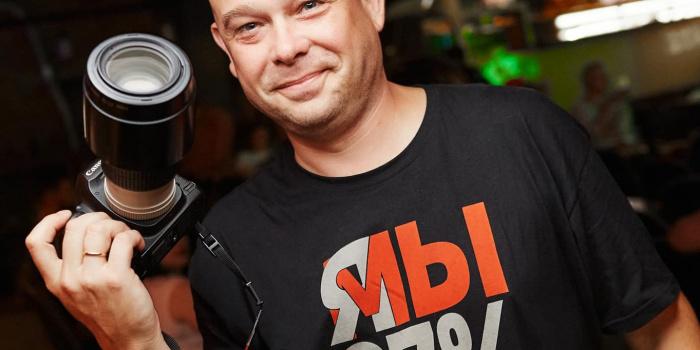 Фото - фейсбук Дмитра Дмитрієва