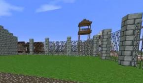 Створений користувачами нацистський концтабір в грі Minecraft, фото - ВВС